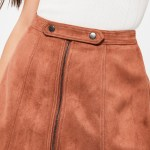 Missguided Tan Skirt £25.00