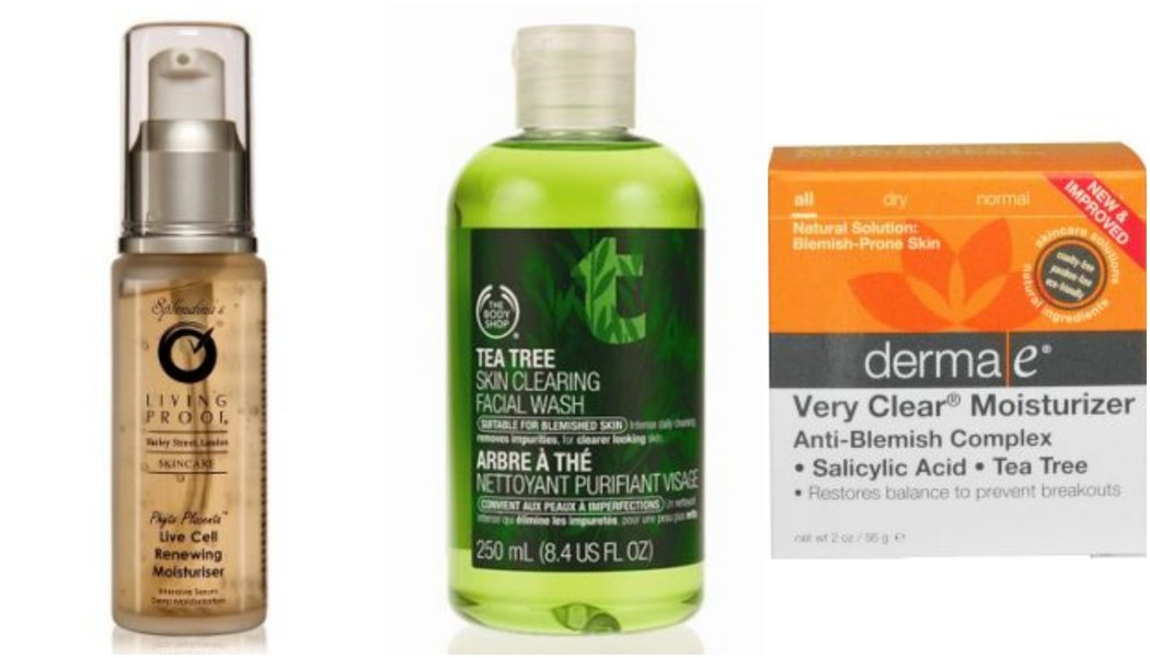 best moisturisers for skin acne