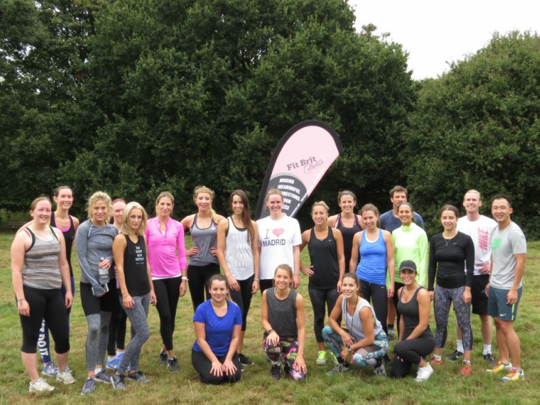 Fit Brit Collective Bootcamp