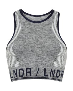 LNDR AERO.01 Sports Bra - Grey Marl £45