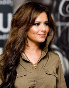 "Cheryl - Hot Hair 19"" Human Hair Extensions in Chocolate Copper"