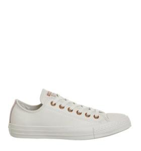 Converse, white, exclusive