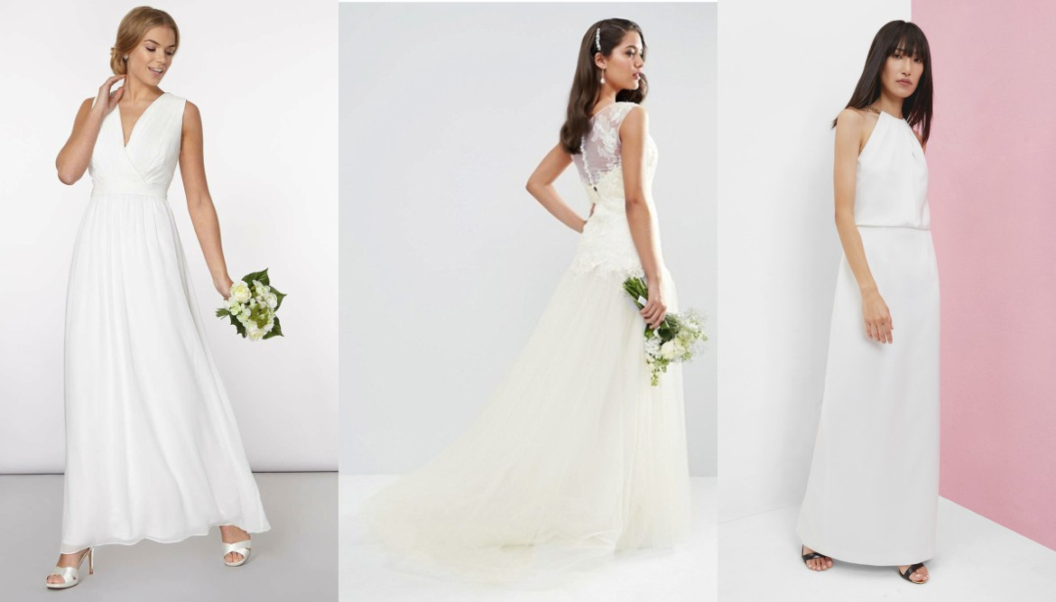 Best Affordable Wedding Dresses Alexie