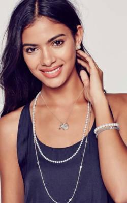 Nordstrom Lagos 'Luna' 7.5mm Pearl Bracelet