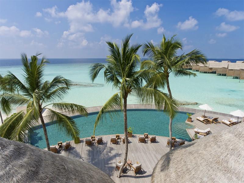 Milaidhoo Compass Pool & Bar Maldives