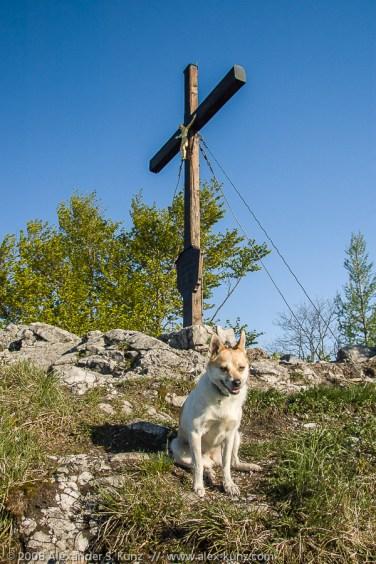 Gipfelkreuz, Inzeller Kienbergl