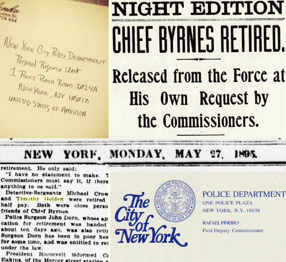 Newspaper articles, NYPD | The Hunt for Golden Treasure - Part III | Alex Inspired