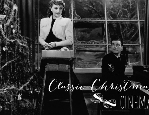 Looking for warm holiday, Christmas movie classics? look no further : Image - Scene from Christmas In Connecticut.