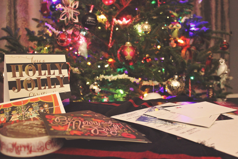 Christmas Cards Galore! Time for some Merry Mail Merging! | Alex Inspired