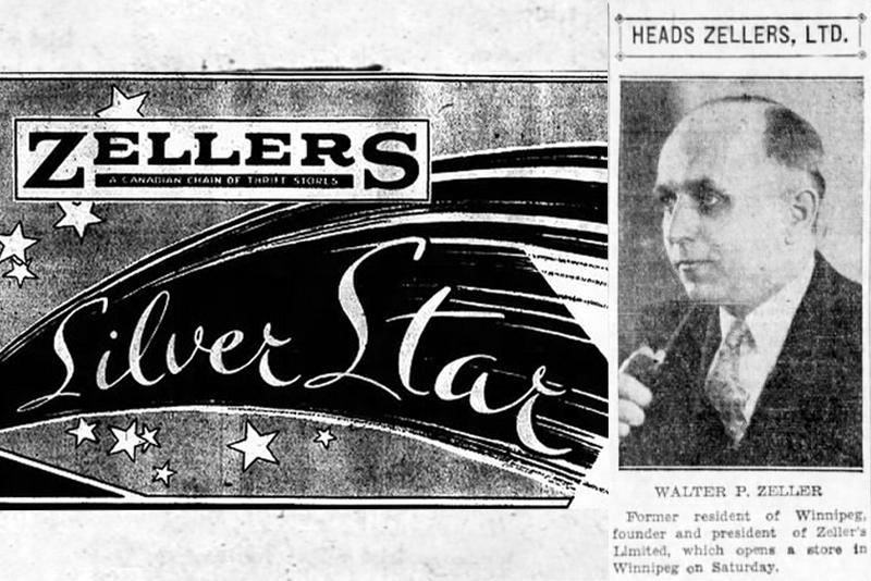 Mr. Walter Zeller - Founder of Zellers Retailers |Alex Inspired