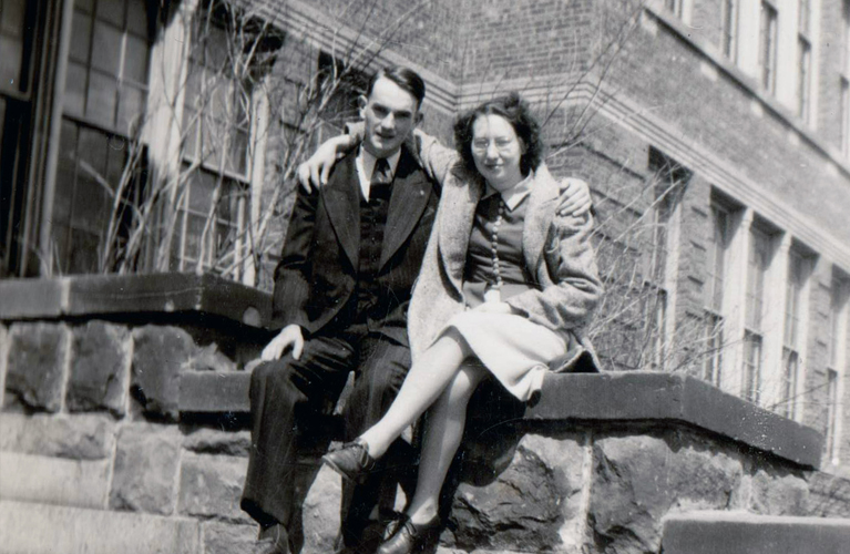 Ready to kick-start your genealogy hunt? Here are 10 questions to ask your grandparents to start you on your journey | site: Alex Inspiried – picture of Alex's Nana.