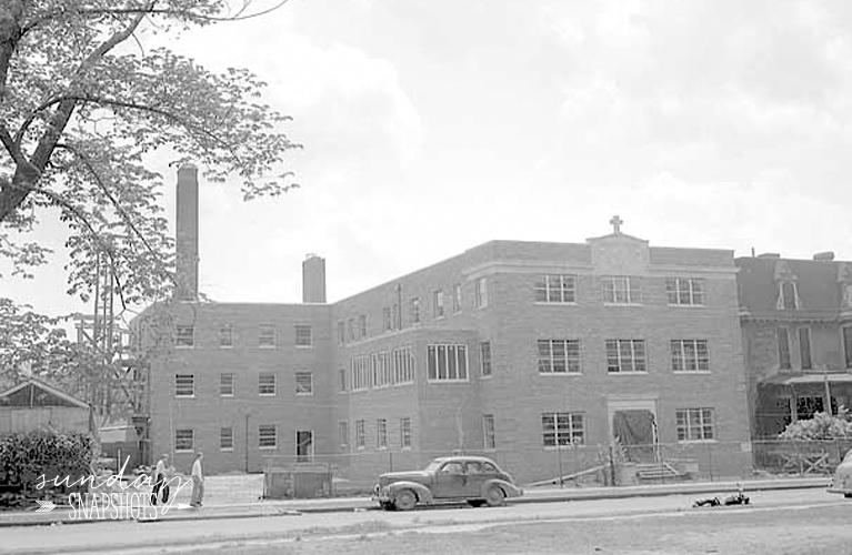 DeLaSalle High School, renovations to building 1952, photo from the Minnesota Historical Society archives | Alex Inspired
