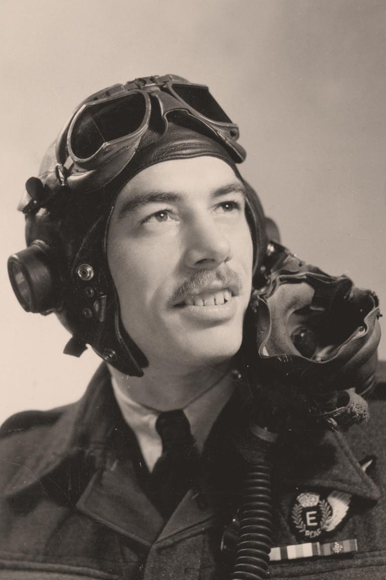 Clarence Stiles RAF Pilot
