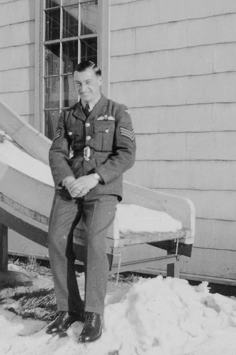 Harry J Gould - RAF