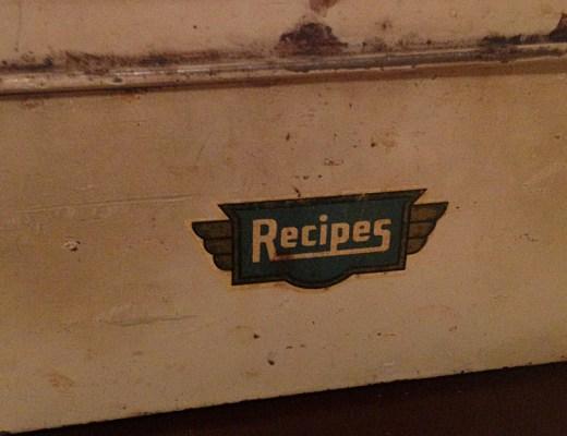 Glenna Golden's Recipe Box | Alex Inspired