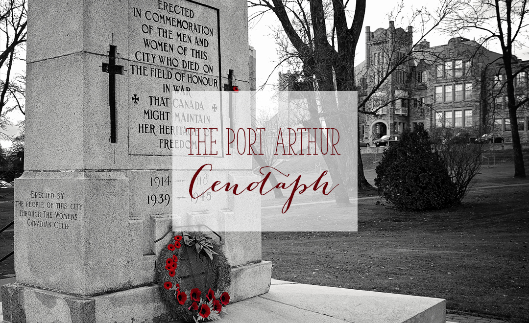 The Port Arthur Cenotaph | Alex Inspired