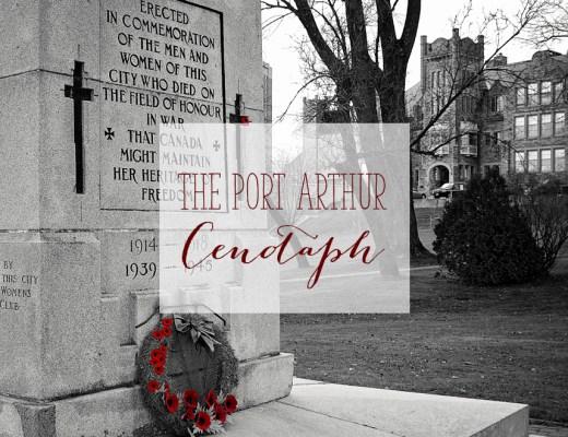 The Port Arthur Cenotaph | Alex Inspired