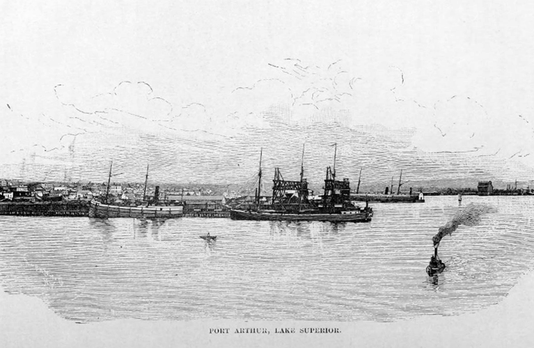 Port Arthur Ontario Canada