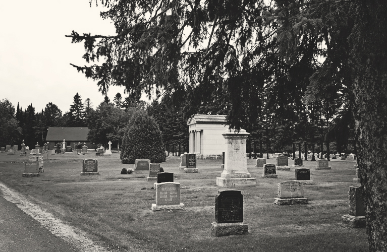 Riverside Cemetery - Thunder Bay