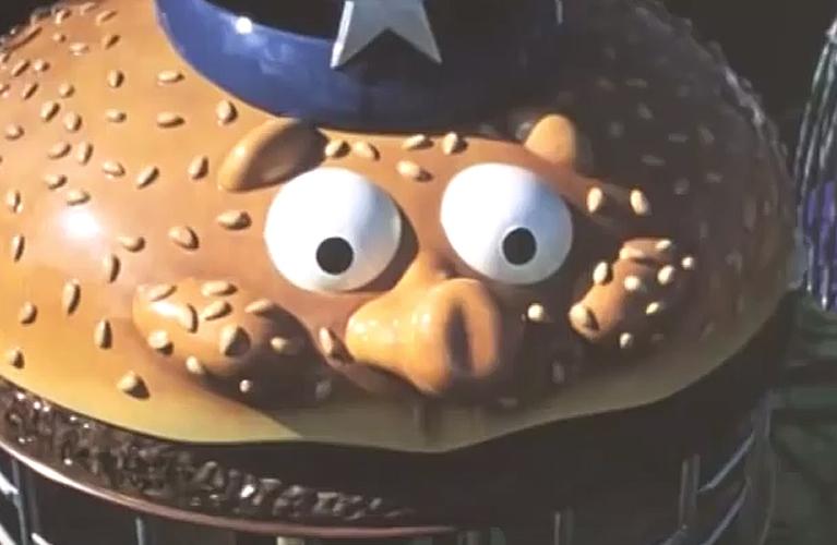 McDonaldland Big Mac Climber, I became Claustrophobic in the Big Mac Climber | Alex Inspired