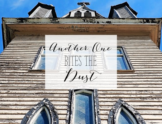 Another one Bites the Dust - St. Ansgarius Lutheran Church
