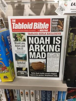 Tabloid Bible