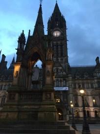 Manchester City Council & Albert Memorial