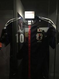 Shinji Kagawas jersey
