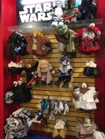 Star Wars section