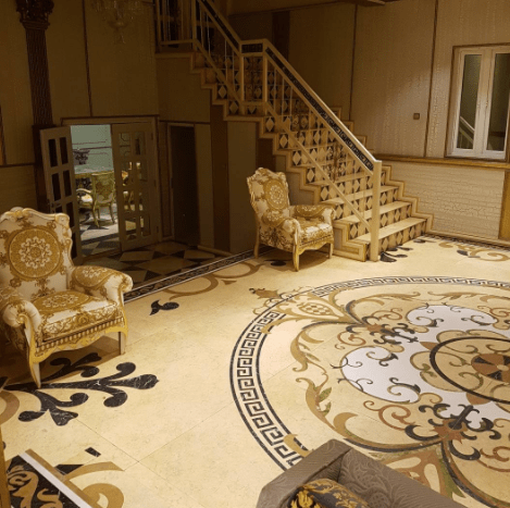 Check out the luxurious mansion owned by Nigerian businessman Terry Waya in Abuja (photos)