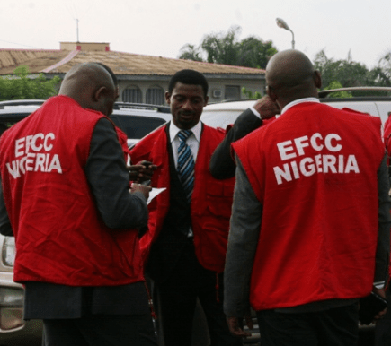 EFCC arrests Four suspected Internet fraudsters