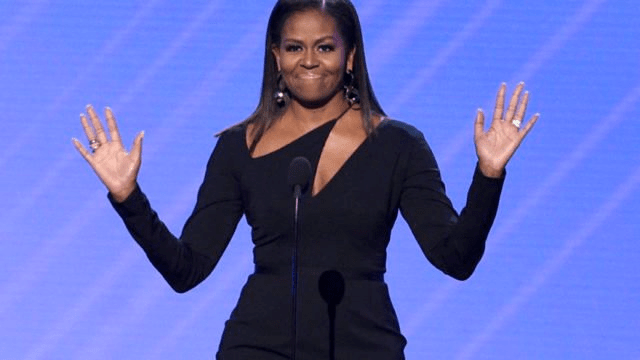 Michelle Obama criticizes Female Trump Voters
