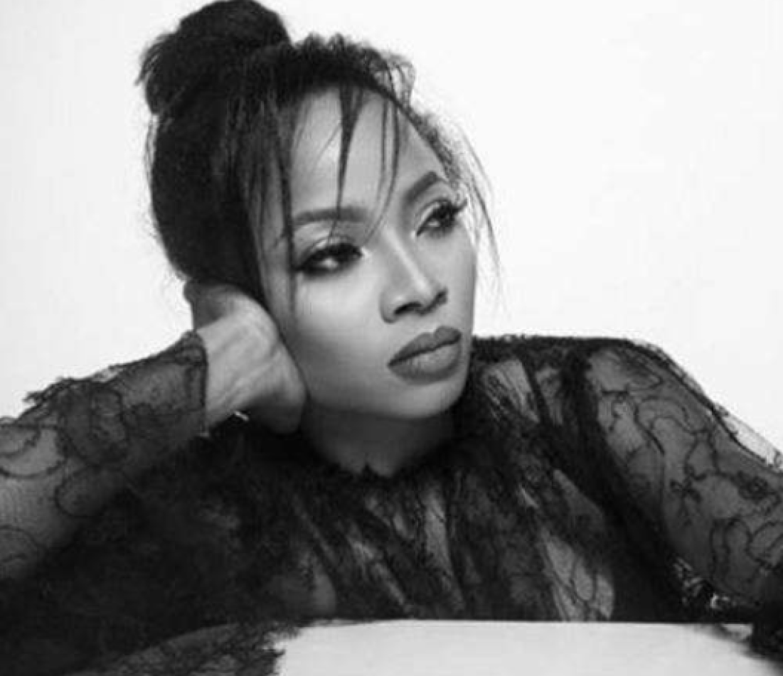 My Parents joked about dying together?and it happened - Toke Makinwa