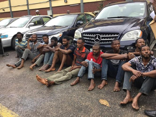 Image result for car stolen in lagos