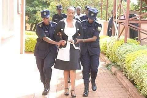Rwandan President Paul Kagame jails mother and daughters over plan to run for Presidency (photos)