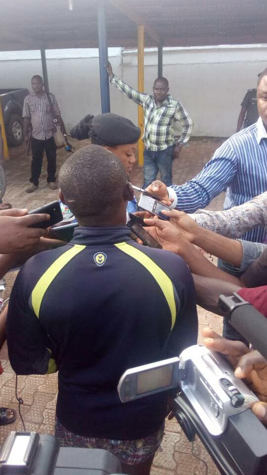 police kill kidnappers rescue victims