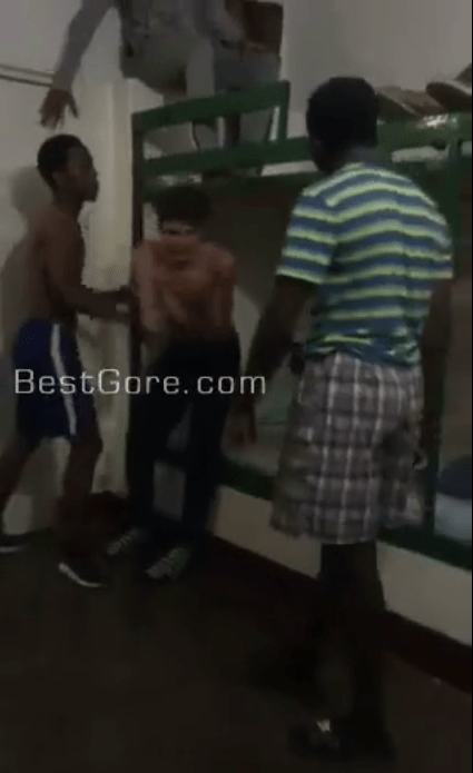 Shocking video of students at a boarding school in Zambia brutally assaulting a hostel mate sends shock waves across the country
