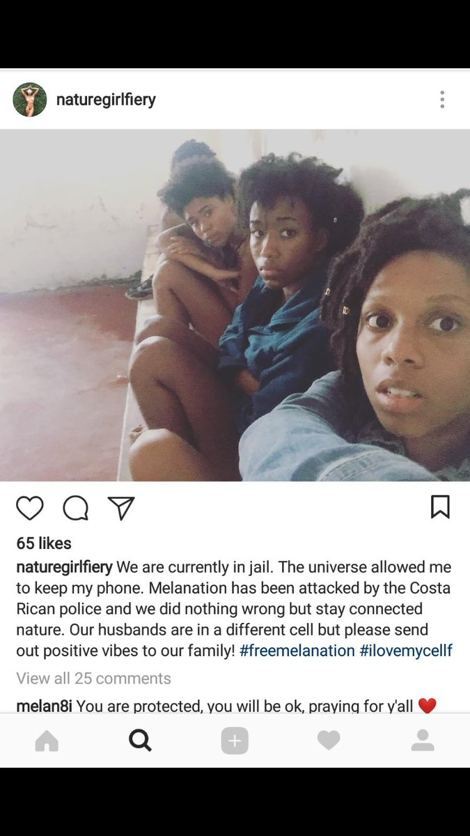 Atlanta male stripper turned cult leader gets his black female followers locked up in jail in Costa Rica (photos)