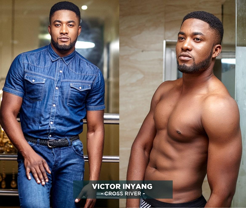 Photos of the new Mr. Universe Nigeria winner - Rasheed Adegoke Kolade