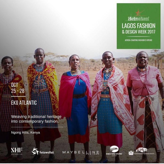 Heineken Lagos and Design Week 2017 celebrates the Unsung Heroes of African Fashion