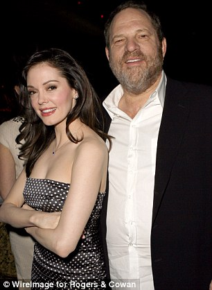 Arrest warrant has been issued for Harvey Weinstein first public accuser Rose McGowan for drug possession