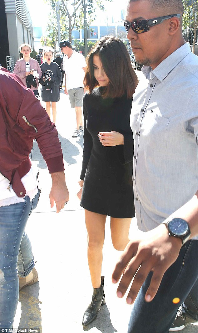 Selena Gomez and Justin Bieber spotted at Hillsong church twice in the same day