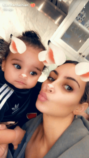 Rob Kardashian pictured with daughter, Dream as his family throw a 1st birthday party for her (photos)