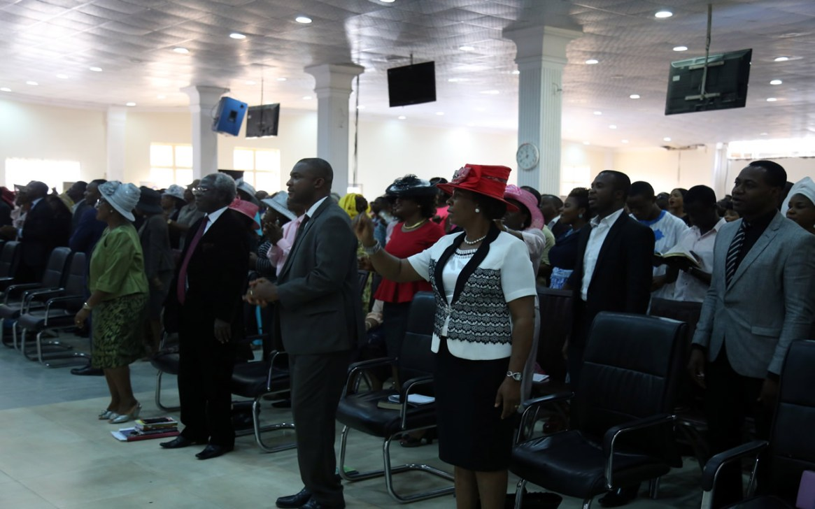 Man talks about his experience at an RCCG branch in Lekki where maids are not allowed into the church