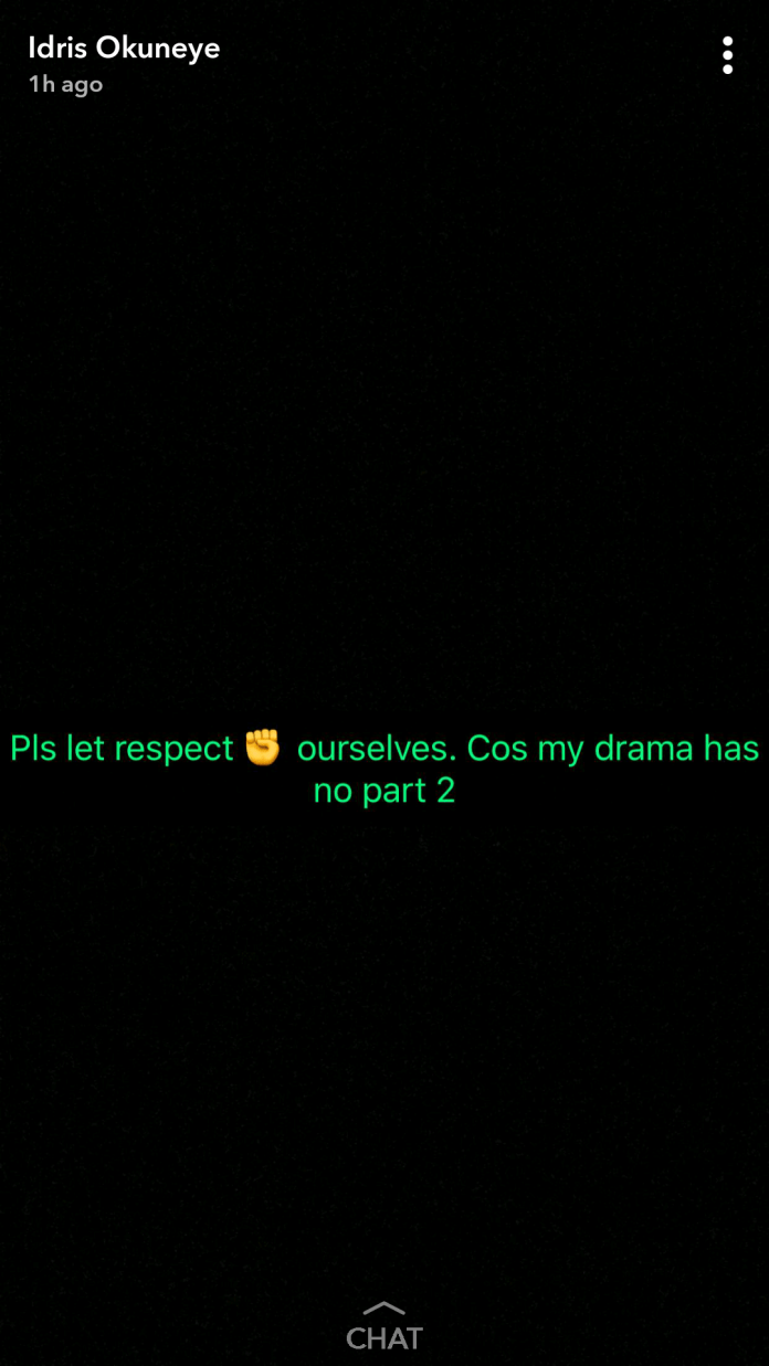 Bobrisky issues stern warning to Lilian Esoro to respect herself after she rebuked his