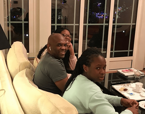 See how billionaire businessman Tony Elumelu spent his weekend (photos)