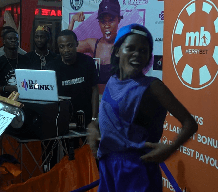 Pinki Debbie breaks the Guinness World Record for longest dance marathon by individual! Danced for over 124 hours and still dancing