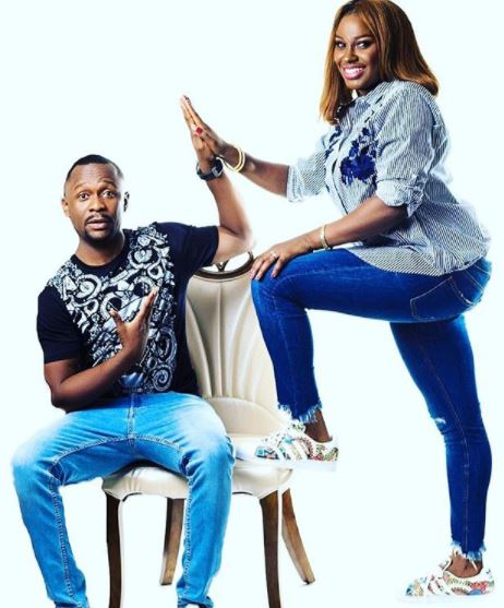Comedian Ushbebe Celebrate 4th Wedding Anniversary With Wife | Photos