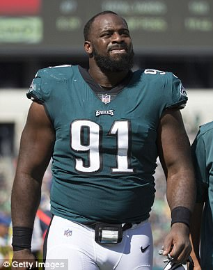 Husband sues American football player, Fletcher Cox for committing adultery with his wife & making plans to impregnate her (see the texts)