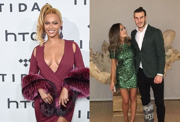 Beyonce in talks with Gareth Bale to sing at Real Madrid star